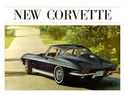 rarest corvette the c2 sting remains the best looking car petrolicious