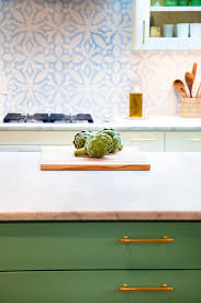 Kelly Green Door With Brass Hardware Interiors by Jade Green Cabinets Design Ideas