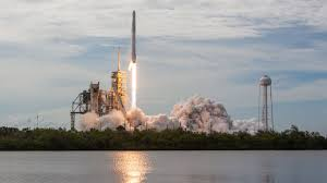 watch spacex launch its falcon 9 rocket to the space station after