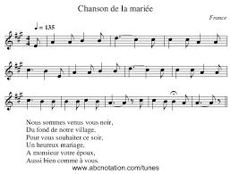 chanson mariage abc chanson de la mariée anamnese fr site2 abc