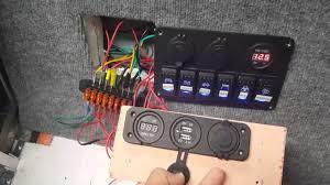 switch panels part 1 wiring layout jon boat to bass boat