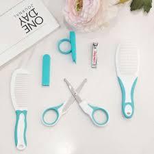 Sisir Bayi jual baby manicure grooming set gunting kuku nail clipper
