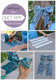 how to make girl bows best 25 duct bows ideas on diy duct wallet