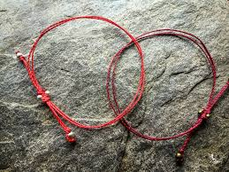 bracelet with red string images Red string charm bracelet jpg