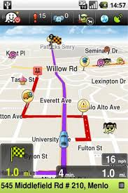 waze android waze community gps navigation android app review waze