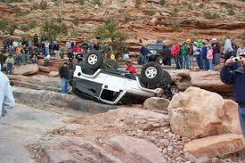 lions back moab ooops jeep upside down jeep fails pinterest jeeps and 4x4