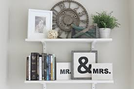 Bedroom Wall Shelf Decor Bedroom Furniture Modern Wall Shelves Leaning Ladder Shelf Wall