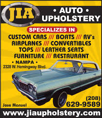 Upholstery Wenatchee Auto Seat Covers Tops U0026 Upholstery In The Canyon County Id Area