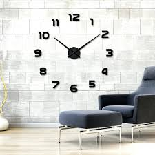 Best 25 Large Wall Clocks Large Wall Clock Ikea Extra Large Wall Clock Amazon Best 25 Large