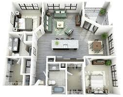 apartment layout ideas 2 bedroom flat design plans best 2 bedroom apartment floor plans
