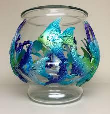 Polymer Clay Vases Fantasy Fishbowl Polymer Clay Aquatic Elegance The Clay Monet