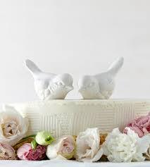 bird cake topper birds porcelain cake toppers wedding decor cake food