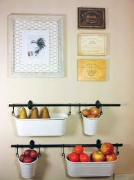 wall fruit basket our new obsession hanging fruit baskets