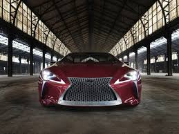 2012 lexus lf lc lexus lf lc sports coupe concept 2012 lexus uk media site