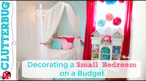 Inexpensive Small Bedroom Makeover Ideas Decorating A Small Bedroom On A Budget Makeover Ideas And