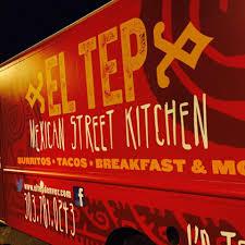 Portland Food Cart Map by El Tep Mexican Street Kitchen Denver Food Trucks Roaming Hunger