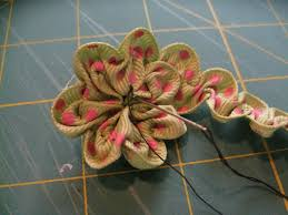 ribbon flowers top 10 countdown 5 ruched ribbon flower in stitches