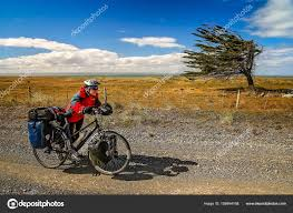 cycling wind cycling against the wind stock photo pawopa3336 158994168