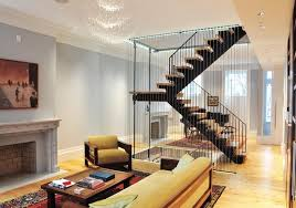 Modern Banister Ideas Open Staircase Ideas Houzz