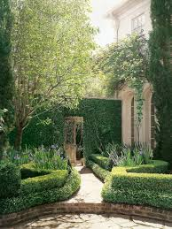 entrance pathways garden entry united by square and rounded forms