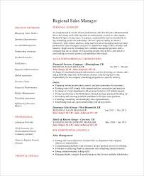 great sales manager resumes best sales resume 27 free word pdf