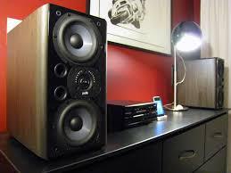 Review Bookshelf Speakers Polk Audio Lsi9 Bookshelf Loudspeakers Hi Fi Systems Reviews