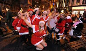 Christmas Party Nights Blackpool - black friday u0027 drunken night saw ambulance services stretched to