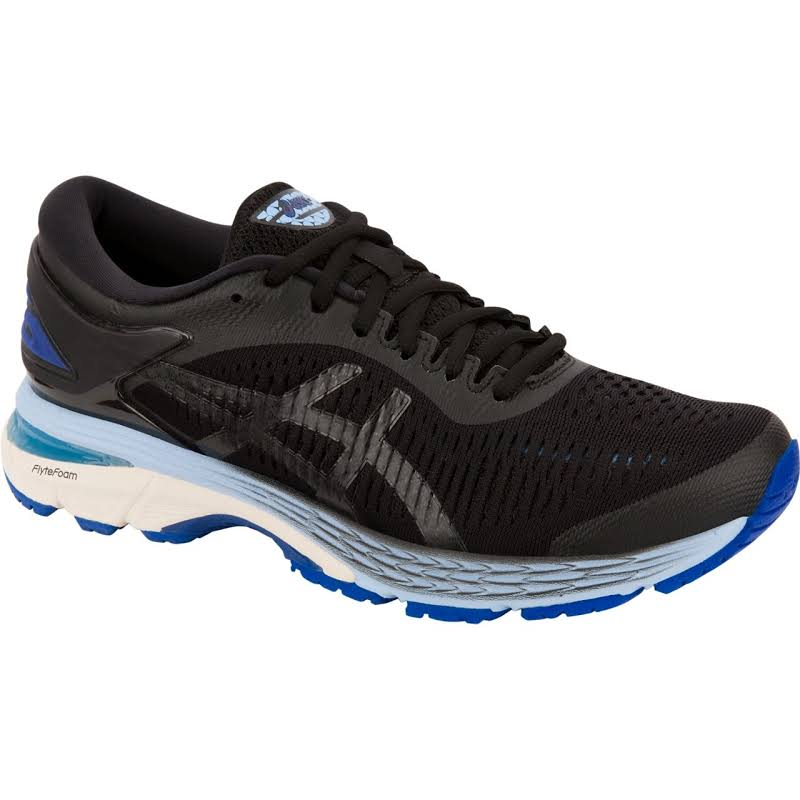 ASICS GEL-Kayano 25 Running Shoes Black- Womens