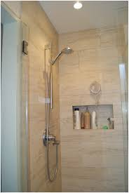 shelf design winsome recessed shelf in shower home storage