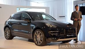 porsche malaysia porsche macan previewed in malaysia u2013 four variants including 4