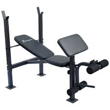 amazon com soozier incline flat exercise free weight bench w