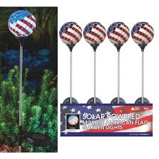 solaris americana solar stake light slc528bb 9 do it best