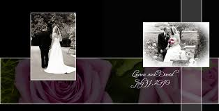 wedding picture albums july 31 2010 digital wedding album design