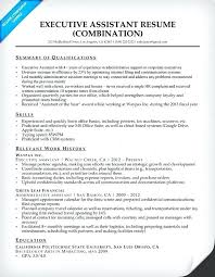 resume templates for executive assistants to ceos history executive assistant resumes foodcity me