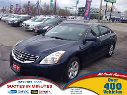 used 2011 nissan altima for sale london on