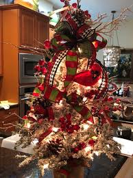 christmas tree with white lights and red bows red bird christmas tree at my front door designer wreaths