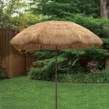 Tiki Patio Umbrella Tiki Thatch Straw Patio Umbrella Tropical Palapa Raffia Tiki Hut
