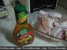 oven bbq chicken recipe trinigourmet
