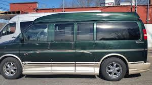 van chevrolet used custom luxury conversion vans