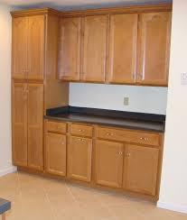 oak kitchen pantry cabinet kitchen cabinets pantry alluring kitchen pantry cabinets home