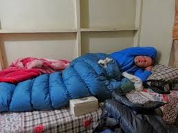 Comfort Rating Sleeping Bag Everest Base Camp Trek Packing List Did We Need All That Gear