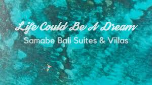 Samabe by Life Could Be A Dream Samabe Bali One Bedroom Villa Tour Youtube