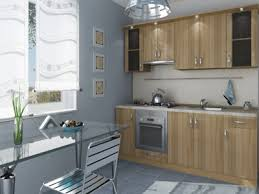 small kitchen paint ideas with wood cabinets choosing best paint colors for home staging