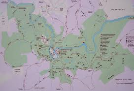 Map Of Arundel Mills Mall Saki U0027s Hiking Trails Page