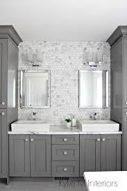 Ensuite Bathroom Furniture A Marble Inspired Ensuite Bathroom Budget Friendly