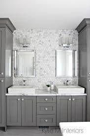 Ensuite Bathroom Furniture A Marble Inspired Ensuite Bathroom Budget Friendly