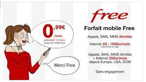 si e social vente priv forfait free mobile 100go à 0 99 prolongation de l offre spéciale