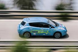 nissan leaf zero emission nissan employees build 48 kwh leaf prototype in their spare time