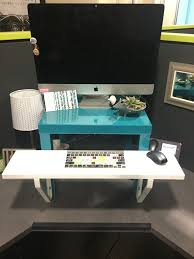 Stand Up Desks Ikea by Diy Standing Desk Ikea Hack 40 Designsellout
