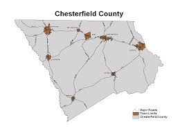 county map of sc maps